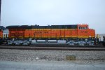 Side shot of BNSF 3732