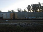 Burlington Northern Santa Fe Autorack