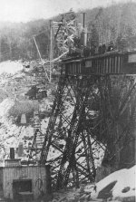 Building Gulf Stream Trestle