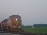 NS 18M(sister mary) with BNSF 920