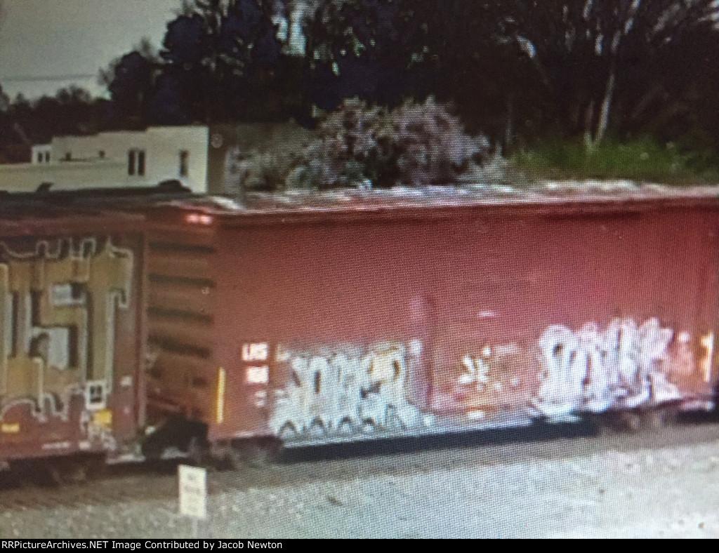 LRS Boxcar
