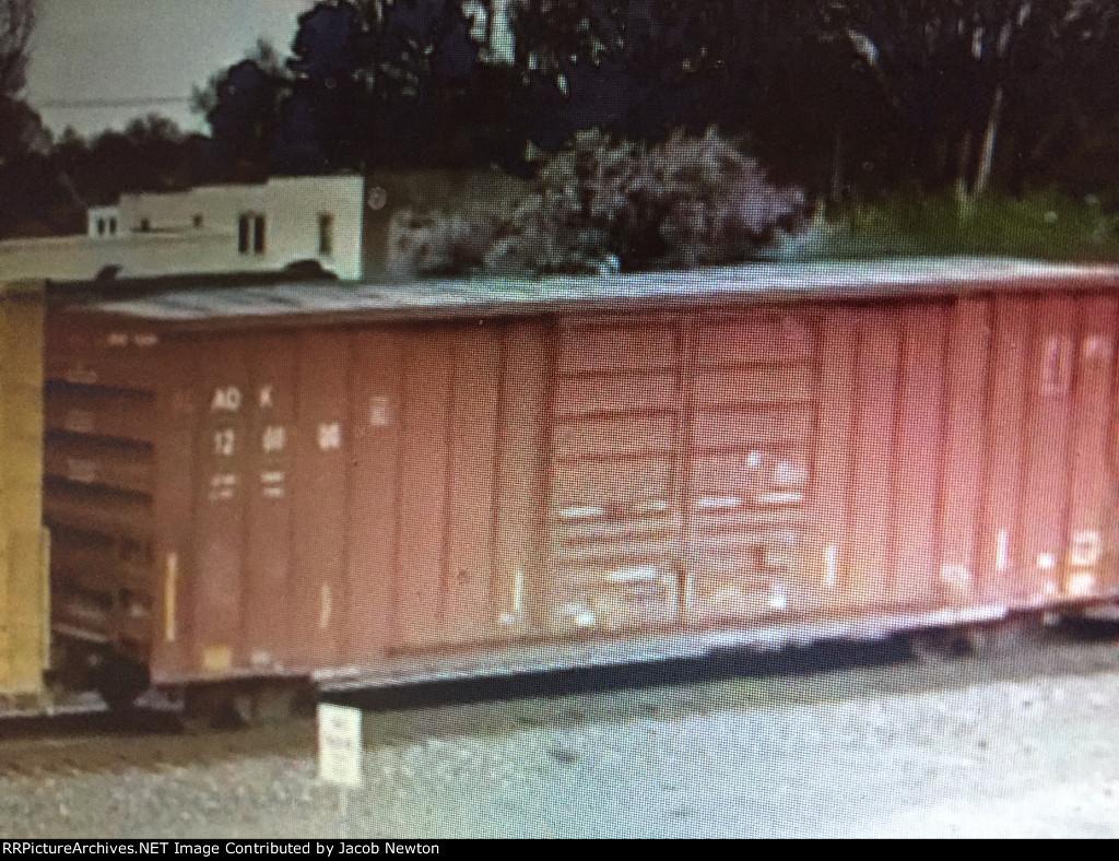 AOK Boxcar