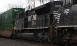 NS (Norfolk Southern) EMD SD70M-2 Locomotive