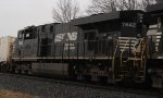 NS (Norfolk Southern) GE ES40DC Locomotive