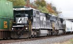 NS (Norfolk Southern) Ex-CR GE C40-8 Locomotive