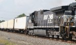 UntitledNS (Norfolk Southern) GE C40-9W Locomotive