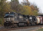 NS (Norfolk Southern) GE GE C40-9W Locomotive
