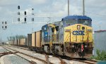 CSX and Tri-Rail Meet each other