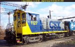 Conrail and CSX Yard Swichers