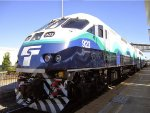 Sound Transit with A MOTIVE POWER LOCOMOTIVE!