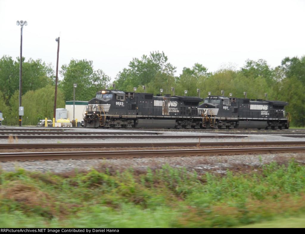 NS 9523