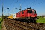 Freight trains to Gotthard Base Tunnel / Switzerland