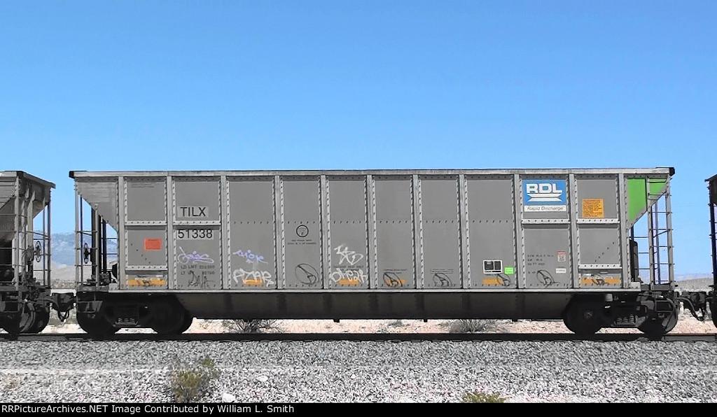 EB Empty Unit Cosl Frt at Erie NV -108