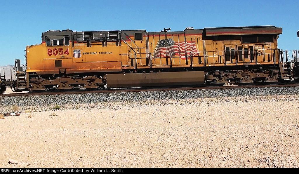 EB Intermodal Frt at Erie NV -4