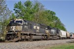 NS 2619 W / F On NS 143 Eastbound
