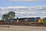 CSXT 3282 On CSX J 791 Southbound