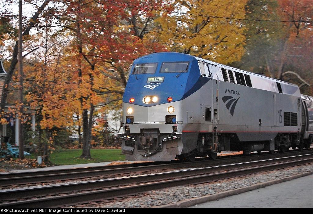 Northeast Regional Train 195