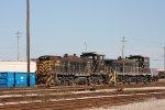 Terminal railway 803 and 801