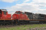 Westbound mixed freight #385