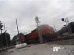 BNSF 4116
