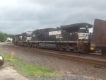 NS 2805 & two Dash 9s