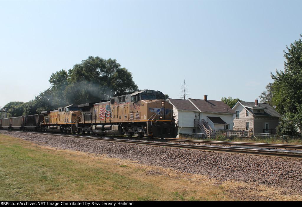 UP 5952 & 6750 (2)