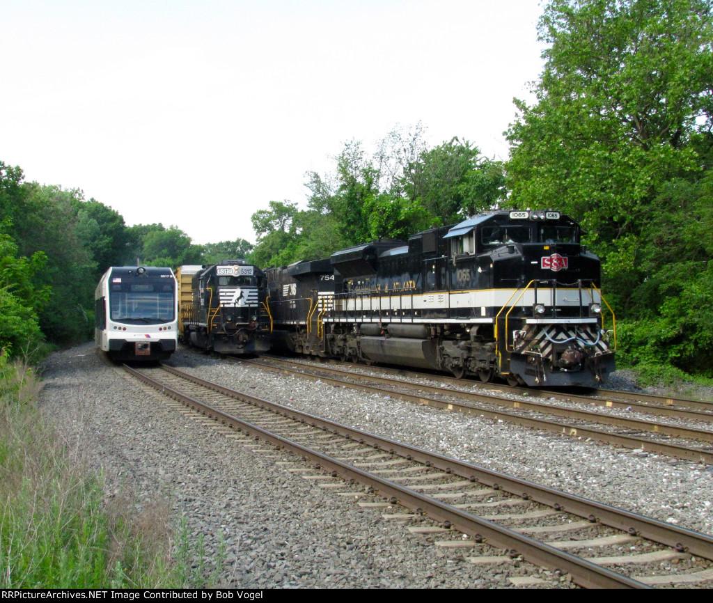 NS 1065 and 5235; NJT 3517