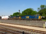 CSX 8763 and 3093