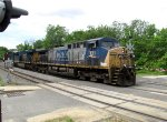 CSX 131 and 3004