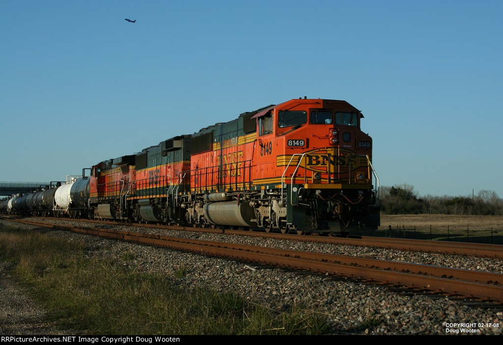 Train and Plane