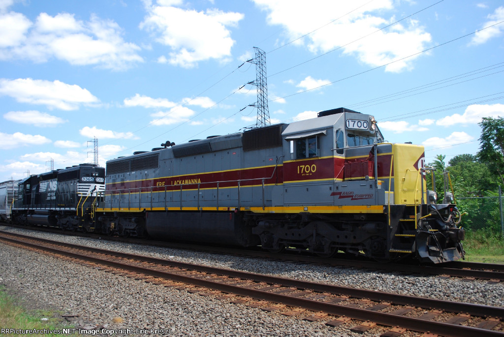 NS 1700 NS 3365