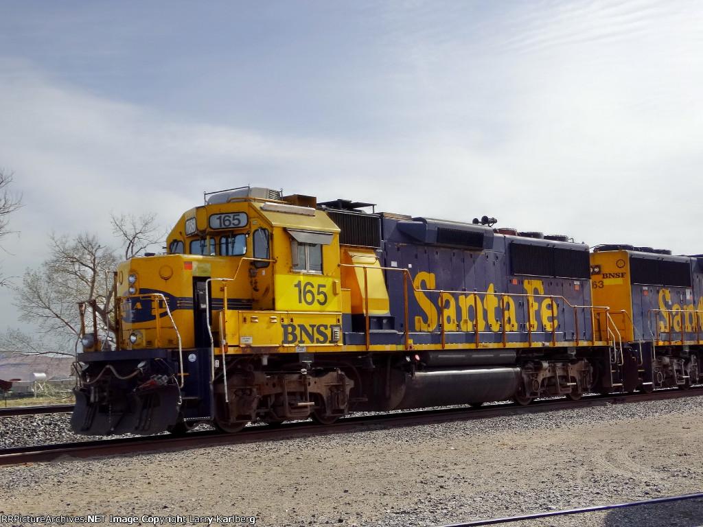 BNSF 165