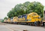LTEX 2541 among 4 ex Santa Fe GP35s on Q263
