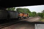 BNSF 8823 Leading South