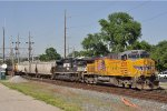 UP 6355 On NS 177 Eastbound