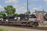 NS 1145 On NS 177 Eastbound