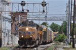 UP 6009 On NS 177 Eastbound