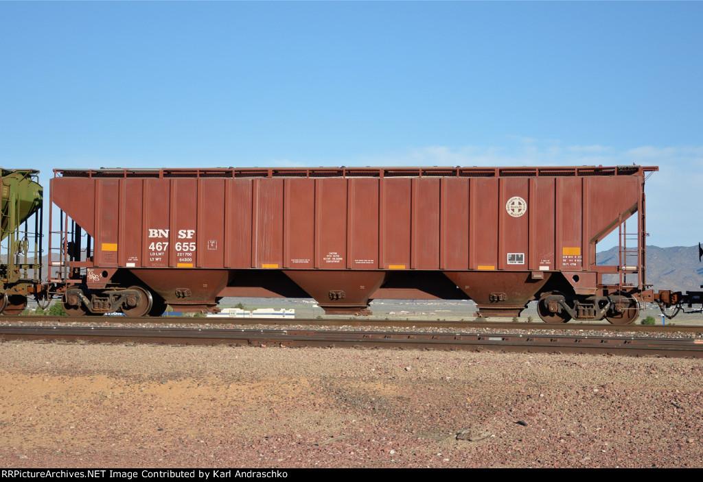 BNSF 467655
