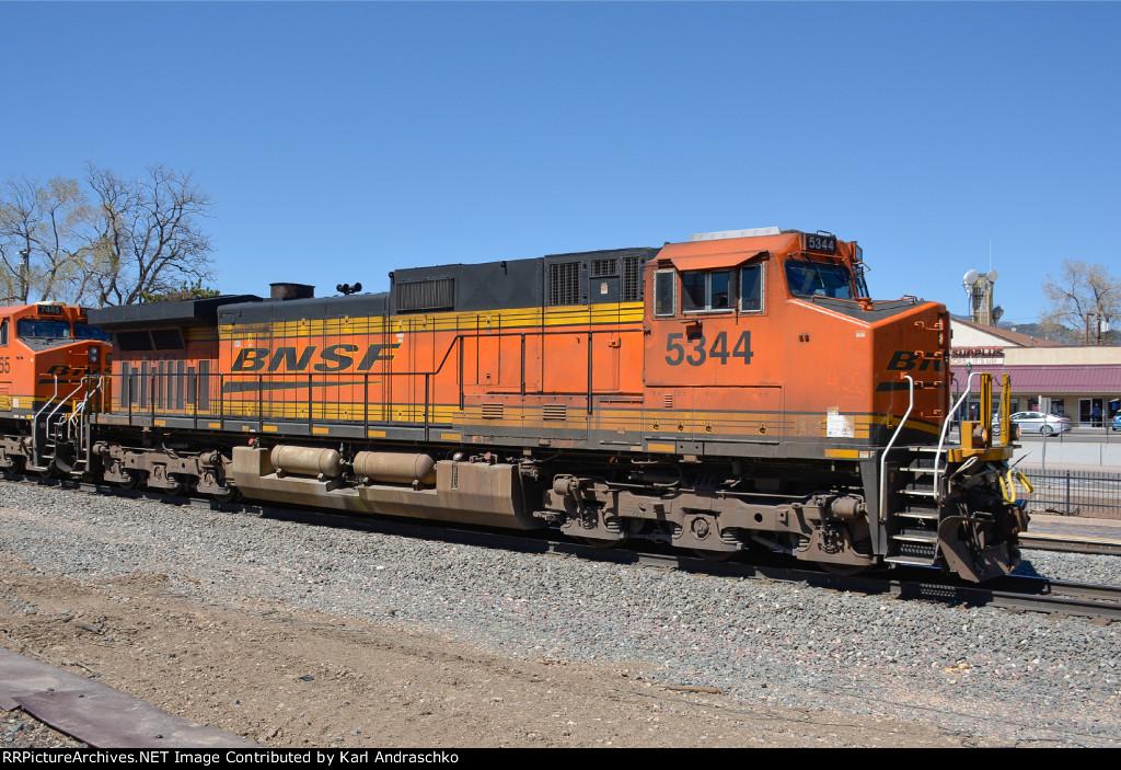 BNSF 5344
