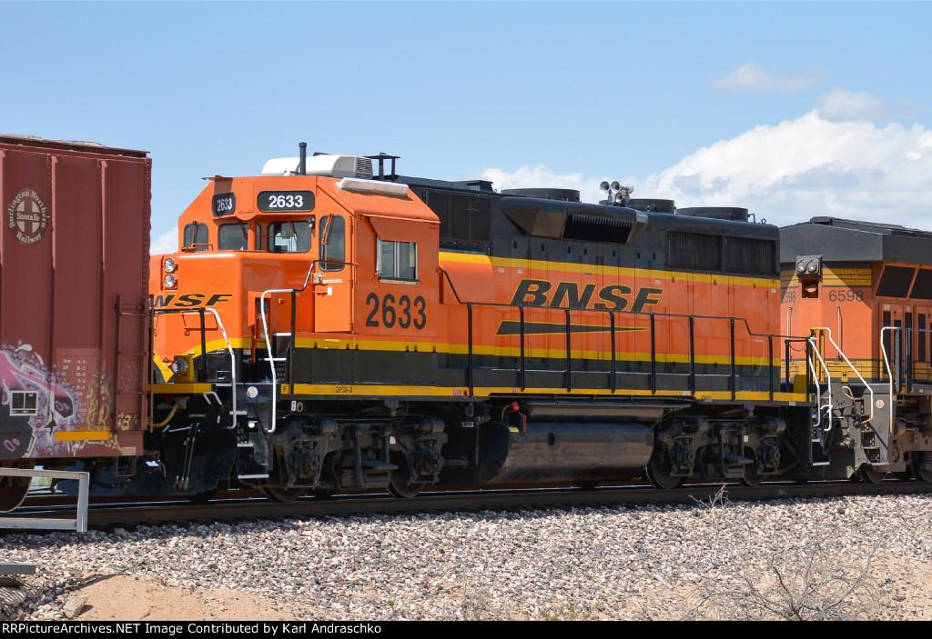 BNSF 2633