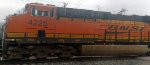BNSF 4225
