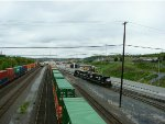 New Intermodal Terminal