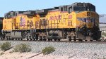 WB Unit Coal Frt at Erie NV -98