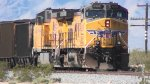 WB Unit Coal Frt at Erie NV -100