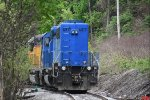 WE 6317 had another engine leading for the delivery.