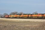 BNSF 4764 Roster.