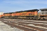 BNSF 7801 Roster.