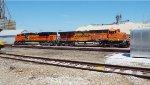 BNSF 5906 & 8520