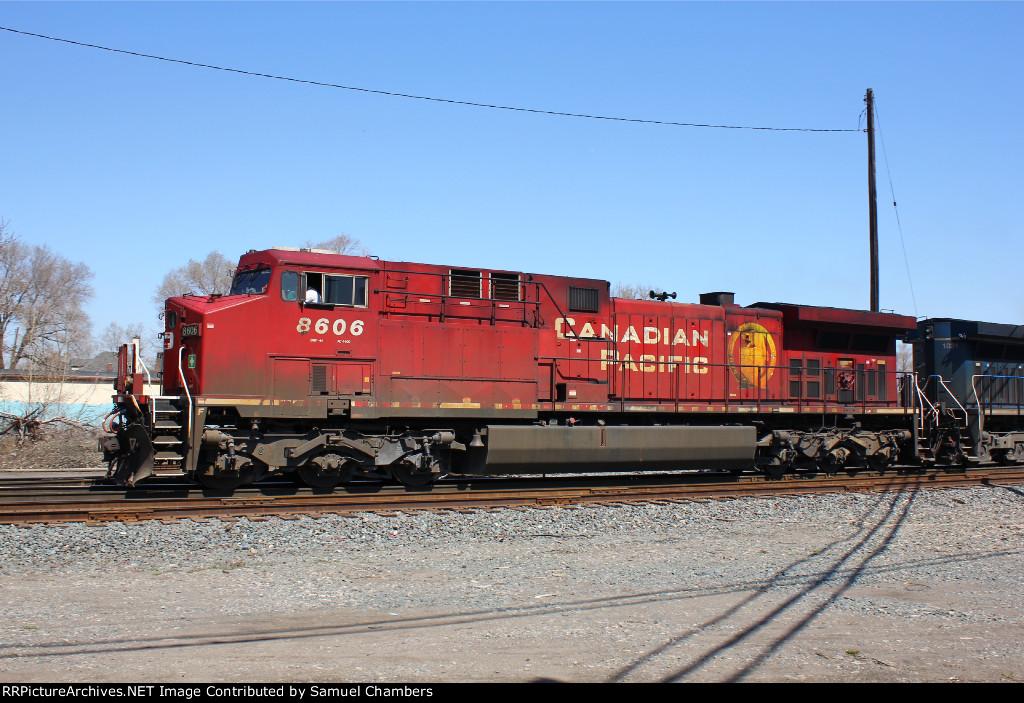 CP 8606