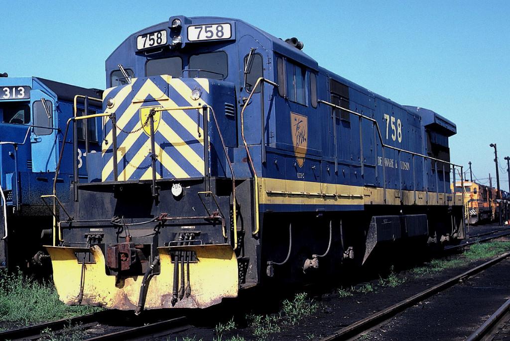 D&H U33C 758